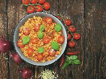 Szybkie i proste risotto pomidorowe