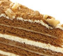 Miodownik - sprawdzony przepis na ciasto na Wielkanoc
