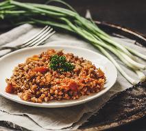 Najlepsza kasza gryczana z pomidorami: ten przepis odmieni wasze życie