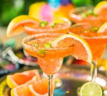 Bezalkoholowy koktajl z czerwonego grejpfruta z jalapeño: przebój 2020 roku