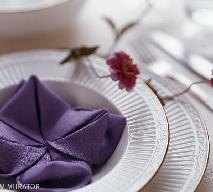 Dekoracyjne składanie serwetek: instrukcje i sposoby składania serwetek