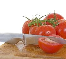 Jak zrobić pomidorowy przecier na zupę?
