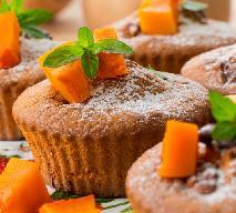 Muffinki z cukinią i dynią - pomysł na słodką i zdrową przekąskę