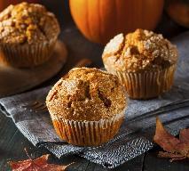 Muffinki z dyni: słodkie przekąski dyniowe nie tylko na Halloween