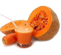 Sok z dyni i marchewki bez sokowirówki: łatwy przepis