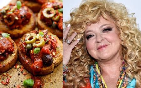 Magda Gessler schudła na pomidorach: zobacz jej przepis na tatara z pomidorów