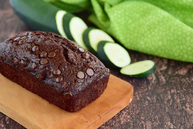 Dietetyczne ciasto z cukinii - czekoladowe i zdrowe