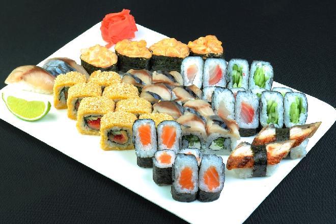 KASHI, czyli polskie sushi z kaszy