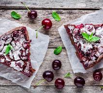 Czekoladowa tarta z wiśniami – sprawdzony przepis na pyszny deser czekoladowo-wiśniowy