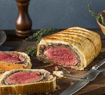 Wołowina Wellington - na uroczysty obiad z polędwicy wołowej
