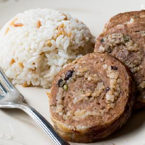 Klops nadziewany kaszą gryczaną - pomysł na treściwe i oszczędne danie