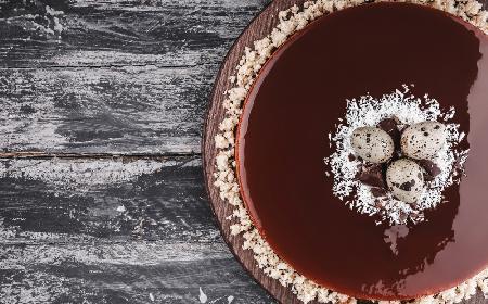 Mazurek kokosowy - dobry przepis na wielkanocne ciasto [GALERIA]