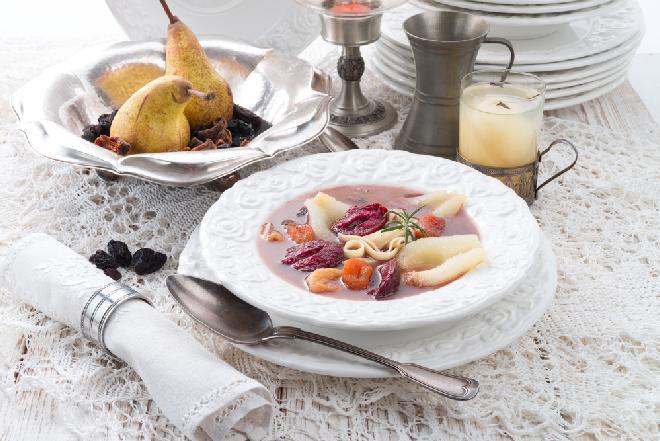 Czernina: przepis z restauracji Pałacu Lubostroń [LATO Z RADIEM]
