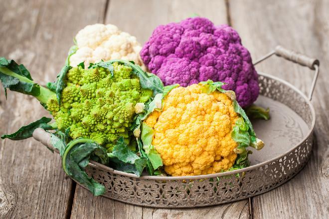Kalafior - właściwości, odmiany i zastosowania kulinarne kalafiora [WIDEO]