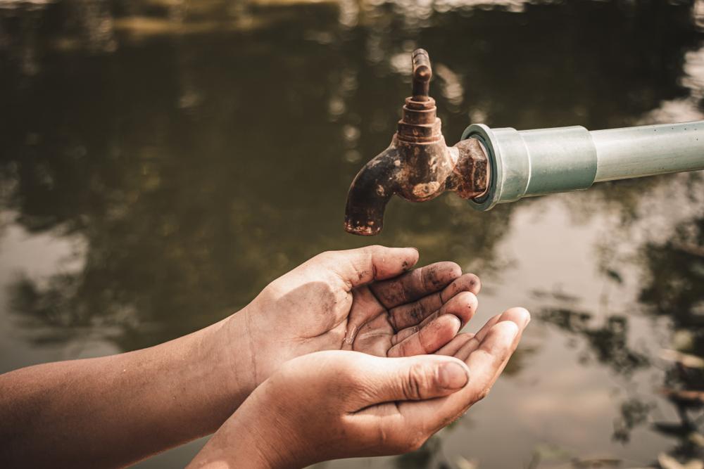 W czasie wojny brak dostaw wody